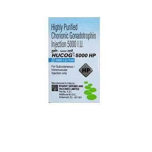 Hucog 5000 HP Injection Price