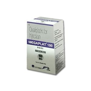 Megaplat 100mg Injection Price