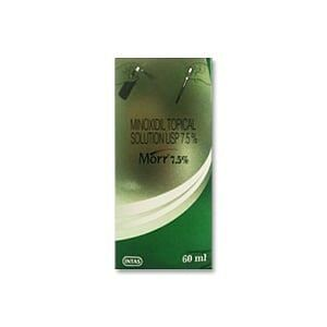 Morr 7.5% Topical Solution Price