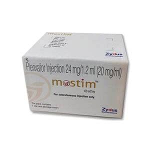 Mostim 24mg Injection Price
