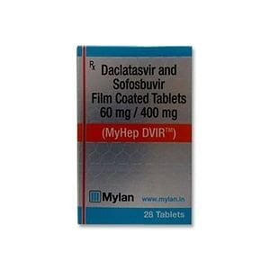 Myhep DVIR Tablet Price