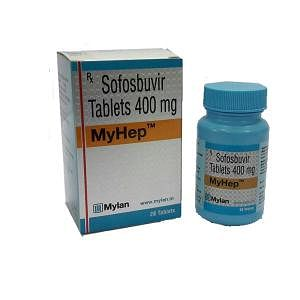 MyHep 400 mg Tablets Price