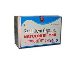 Natclovir 250 mg Capsules Price