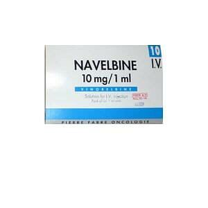 Navelbine 10 mg Injection Price