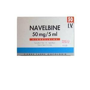 Navelbine 50 mg Injection Price