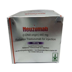 Neuzumab 440mg Injection Price