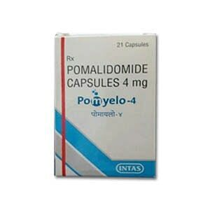 Pomyelo 4mg Capsules Price