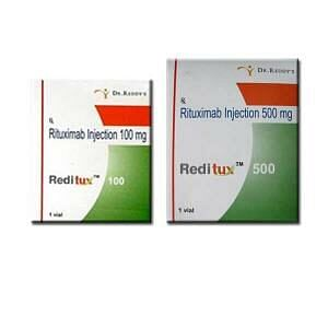 Reditux 100mg Injection Price
