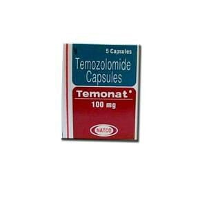Temonat 100mg Capsules Price