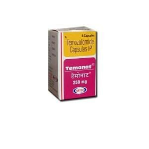 Temonat 250mg Capsules Price
