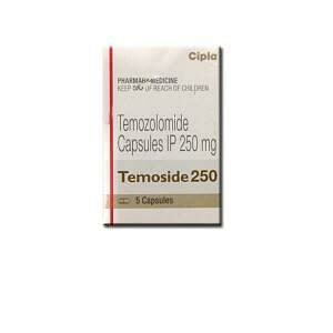 Temoside 250mg Capsules Price