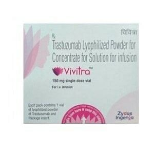 Vivitra 150mg Injection Price