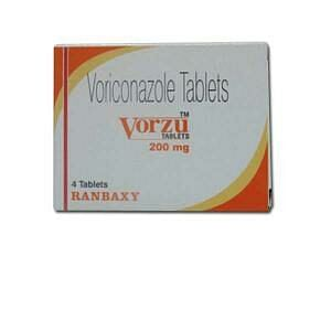 Vorzu 200mg Tablets Price