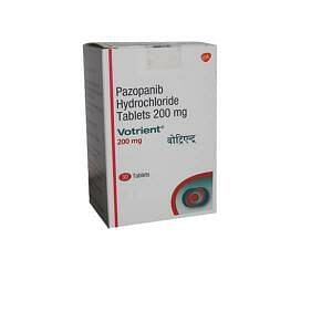 Votrient 200mg Tablets Price
