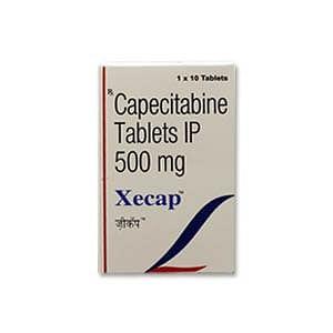 Xecap 500mg Tablet Price