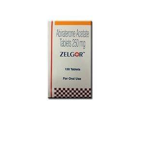 Zelgor 250mg Tablets Price