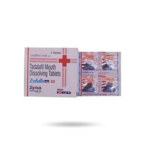 Zydalis MD 20mg Tablet Price