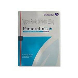 Pamorelin La 22.5mg powder for Injection Price