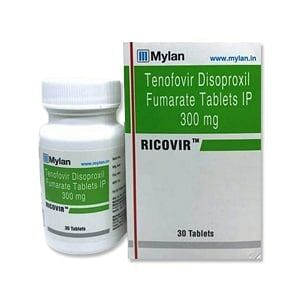 Ricovir 300 mg Tablets Price