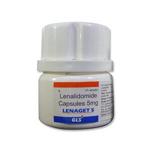 Lenaget 5mg Capsules Price