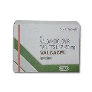 Valgacel 450 mg Tablet Price